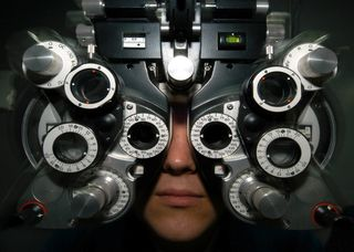 oftalmo exam